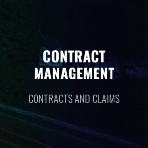 Contract Management & Claims